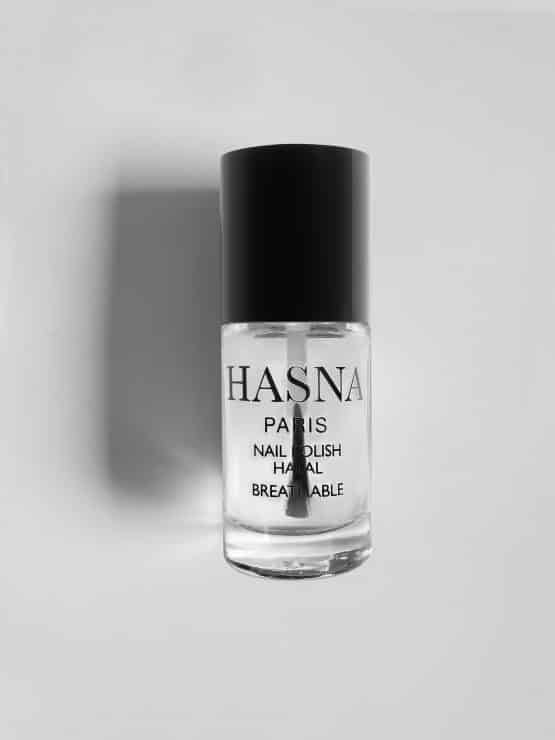 Top & base coat Halal